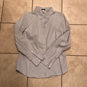 J Crew button down size Small